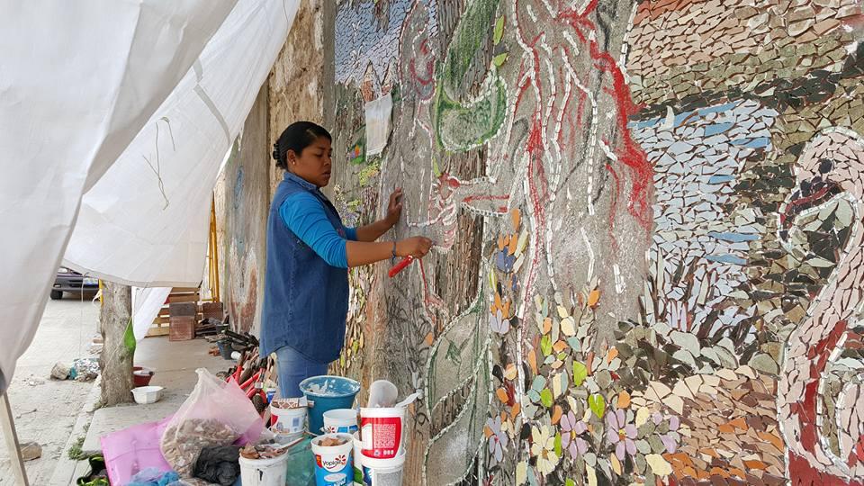 Mosaic Wall-03-051116