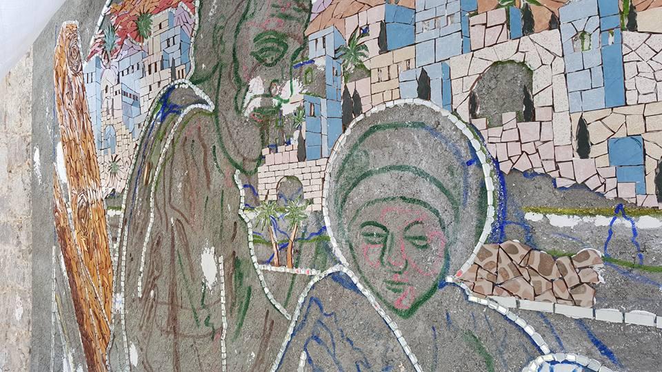 Mosaic Wall-04-051116