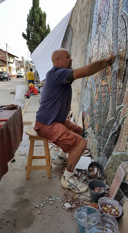 Mosaic Wall-05-051116