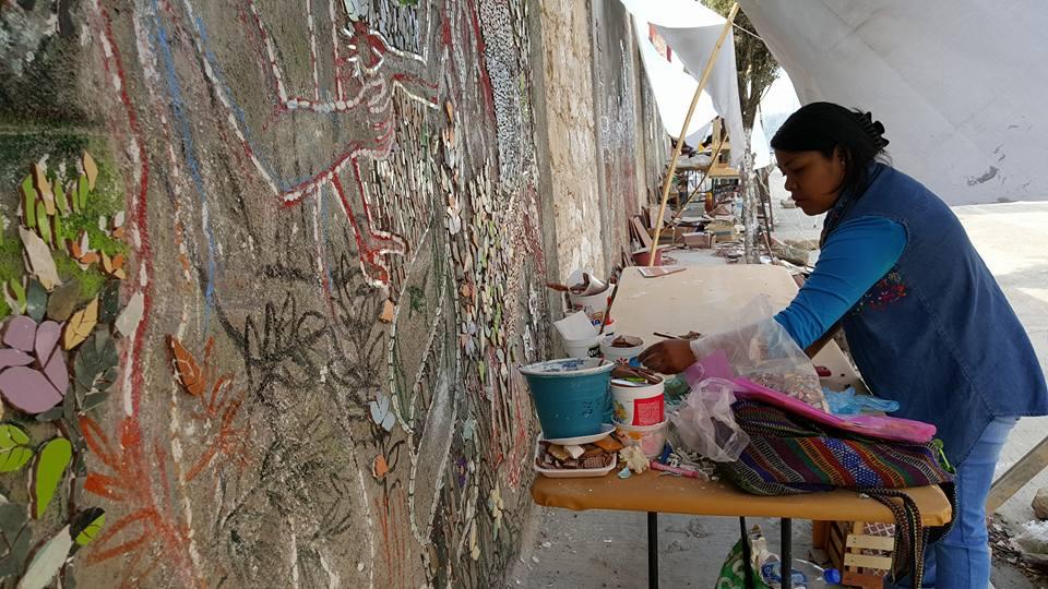 Mosaic Wall-07-051116