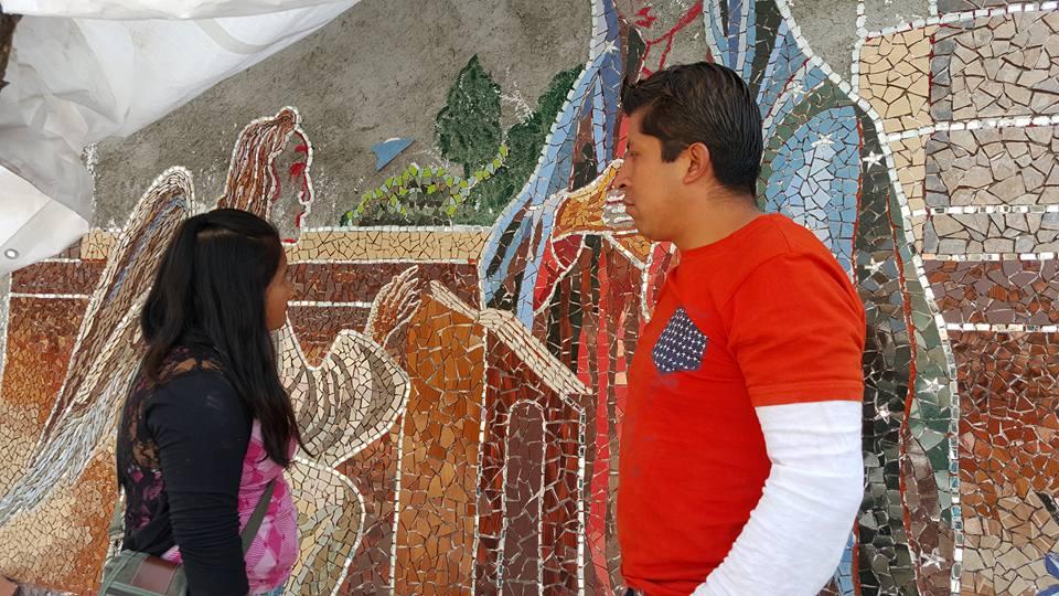 Mosaic Wall-08-051116
