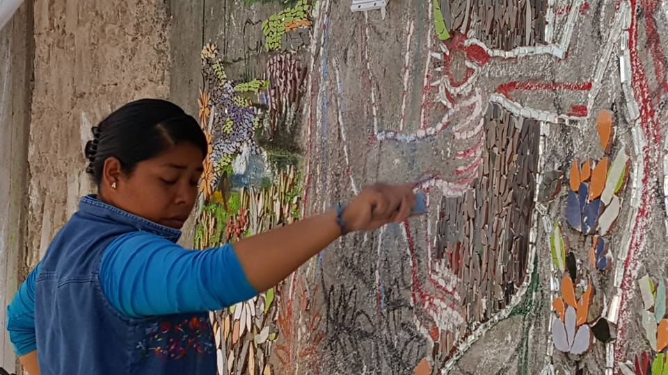 Mosaic Wall-09-051116