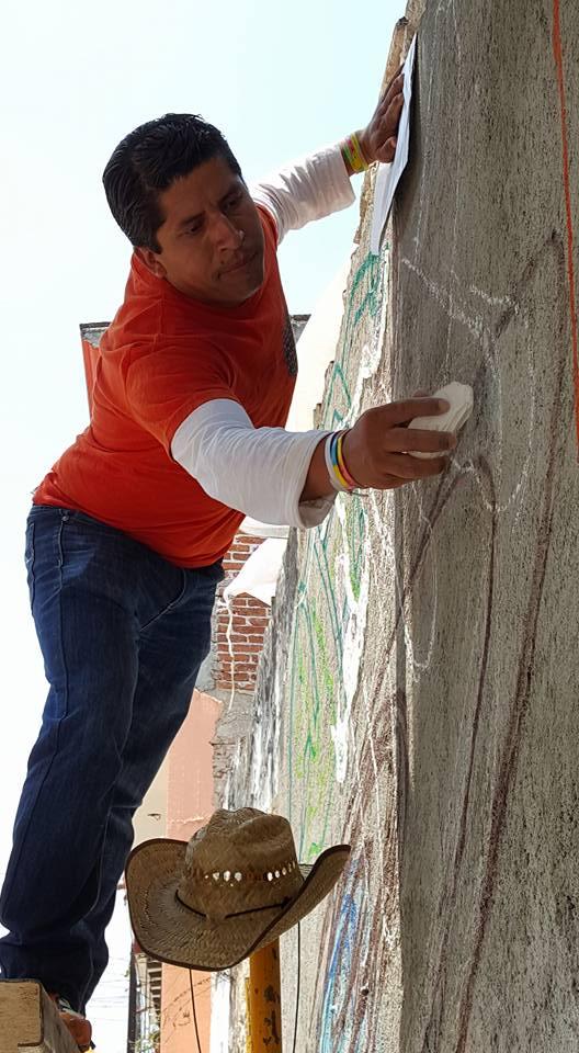 Mosaic Wall-12-051116