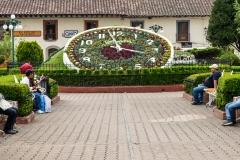 Great Flower Clock of Zacatlan