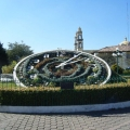 Cuacuila's Giant Clock