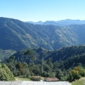 Magnificent vistas from Cuacuila