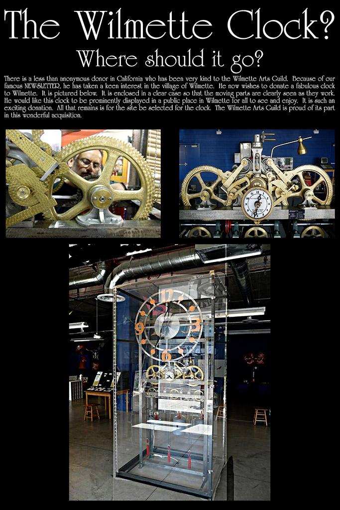 The Great Wilmette Clock