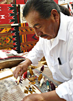 Hipolito weaving