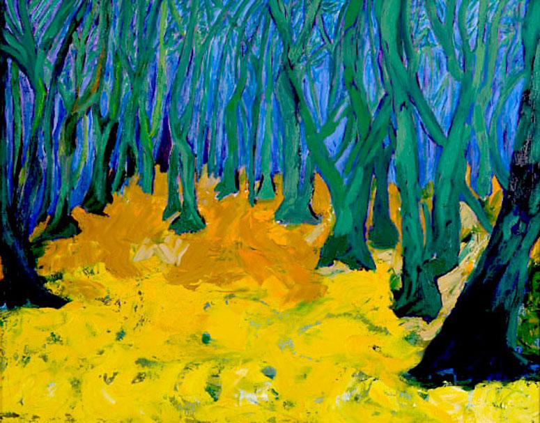 Midi de La Forêt Fountainbleu